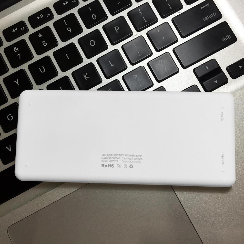 Pin Sạc Dự Phòng iCORE IC-PB5000 5000mAh
