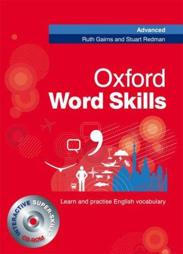 Oxford Word Skills Advanced: Student