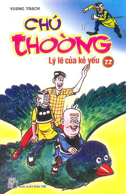 Chú Thoòng - Tập 22 - 8934974075226,62_47284,17000,tiki.vn,Chu-Thoong-Tap-22-62_47284,Chú Thoòng - Tập 22