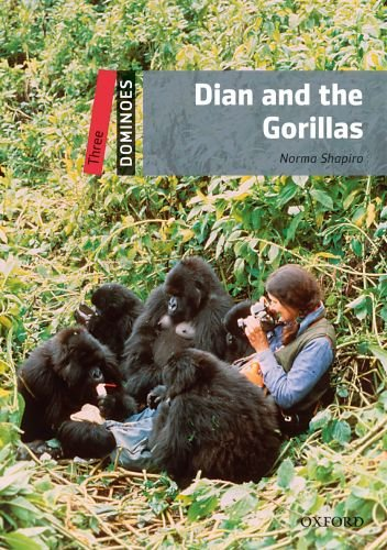 Dominoes (2 Ed.) 3: Dian and the Gorillas