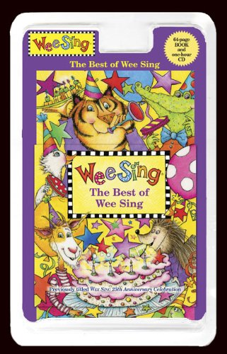 The Best of Wee Sing (64-pages BOOK and one-hour CD)