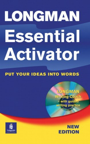 Longman Essential Activator(R), New Edition, with CD-ROM (paper) (2nd Edition)