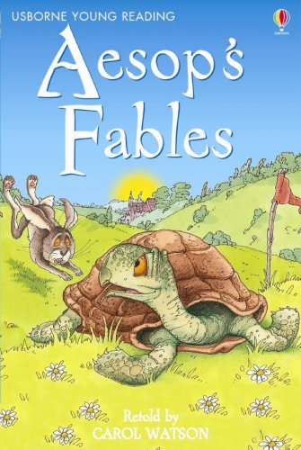 Usborne Young Reading Series Two: Aesop's Fables
