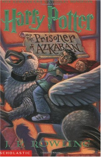 Harry Potter Part 3: Harry Potter And The Prisoner Of Azkaban (Paperback) - Original Series