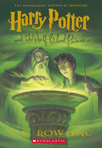 Harry Potter Part 6: Harry Potter And The Half-Blood Prince (Paperback) - Original Series