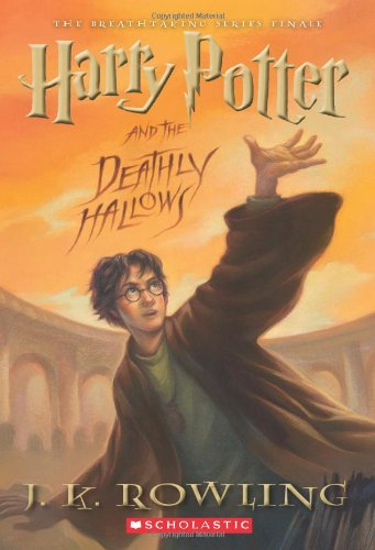 Harry Potter Part 7: Harry Potter And The Deathly Hallows (Paperback) - Original Series