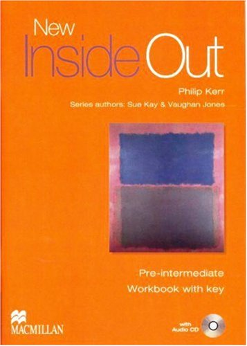 New Inside Out Pre-intermediate: Workbook + Key Pack