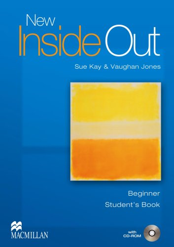New Inside Out: Beginner: Student's Book with CD ROM Pack