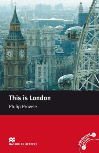 This is London: Beginner (Macmillan Readers)