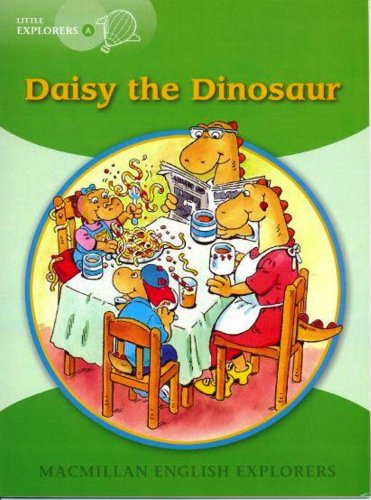 Little Explorers A: Daisy the Dinosaur Big Book - 9781405061148,62_11318,515000,tiki.vn,Little-Explorers-A-Daisy-the-Dinosaur-Big-Book-62_11318,Little Explorers A: Daisy the Dinosaur Big Book