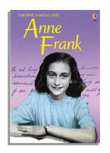 Usborne Young Reading: Anne Frank