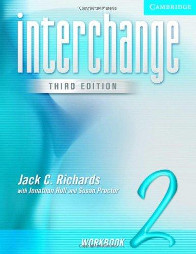 Interchange Workbook 2 (Interchange Third Edition) - 9780521602006,62_14999,253000,tiki.vn,Interchange-Workbook-2-Interchange-Third-Edition-62_14999,Interchange Workbook 2 (Interchange Third Edition)