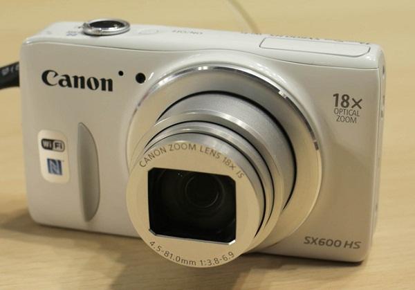 Máy Ảnh Canon Powershot SX600 HS