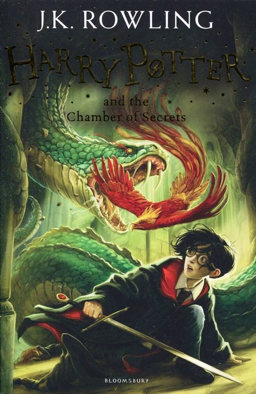 Harry Potter And The Chamber Of Secrets – Part 2 (Paperback)