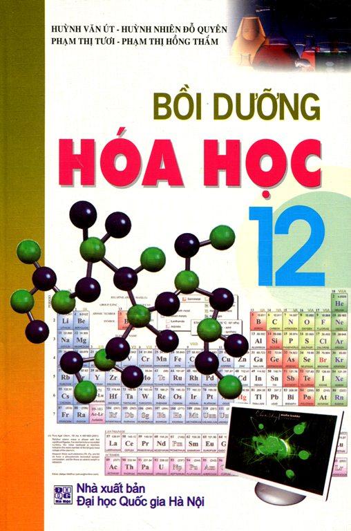 Bồi Dưỡng Hóa Học Lớp 12