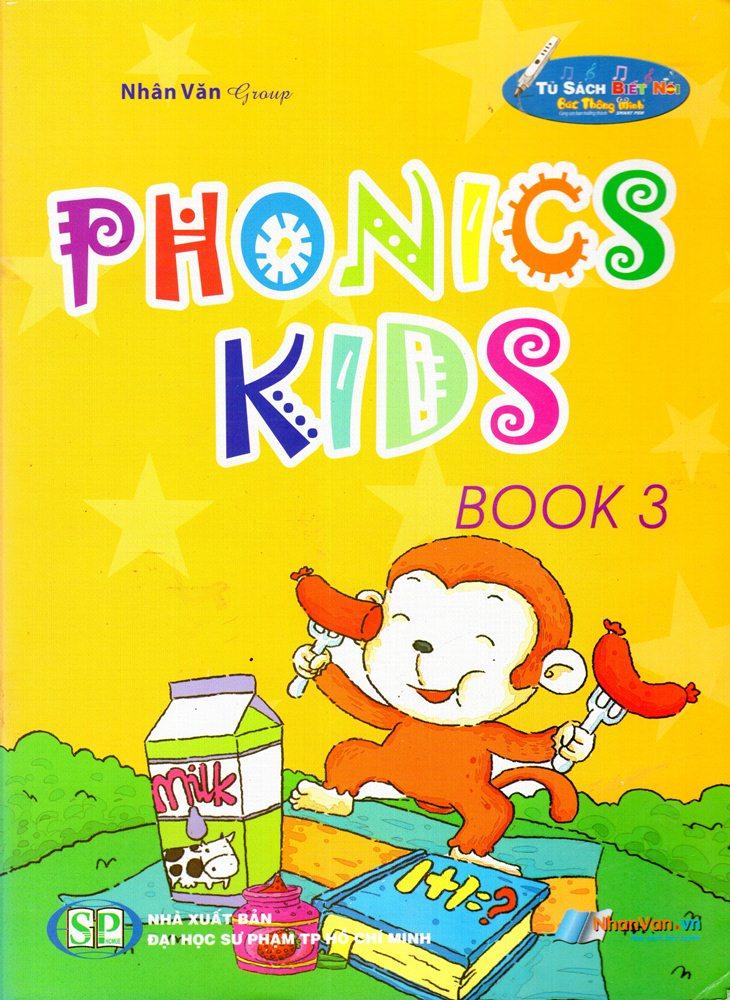 Phonics Kids (Book 3)
