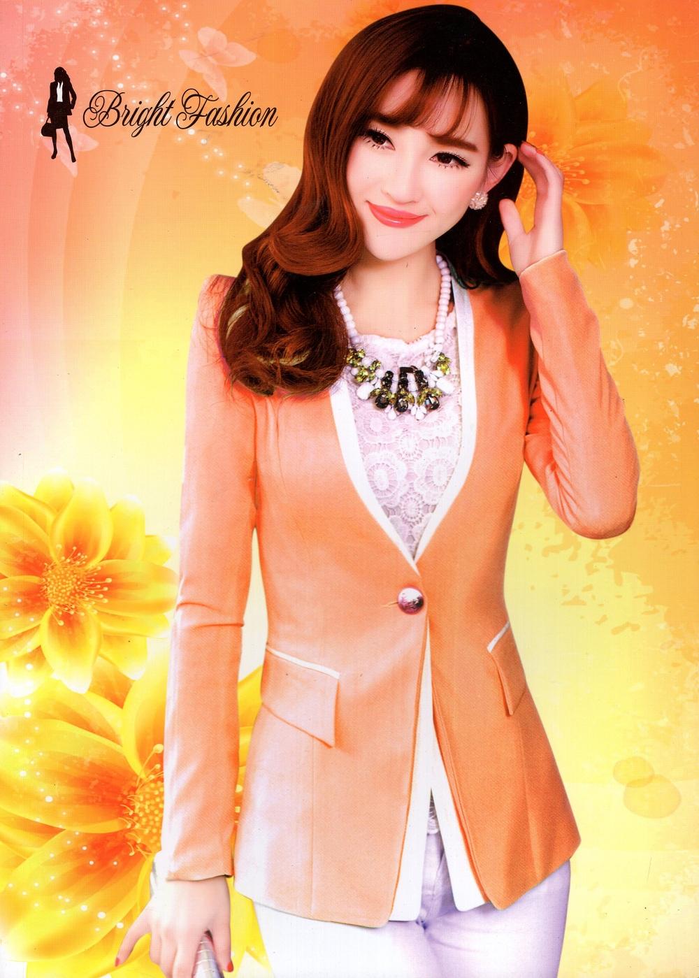 Khuyên đọc sách Catalogue Thời Trang Hàn Quốc - Bright (Tập 1)