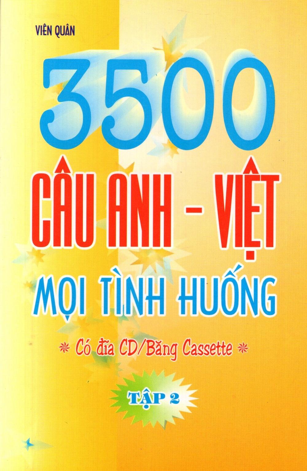3500 Câu Anh - Việt Mọi Tình Huống (Tập 2) - Sách Bỏ Túi - 3102889935330,62_239348,23500,tiki.vn,3500-Cau-Anh-Viet-Moi-Tinh-Huong-Tap-2-Sach-Bo-Tui-62_239348,3500 Câu Anh - Việt Mọi Tình Huống (Tập 2) - Sách Bỏ Túi