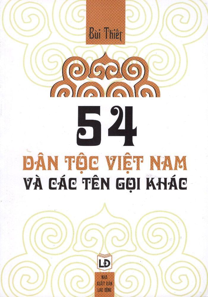 54 Dân Tộc Việt Nam Và Các Tên Gọi Khác