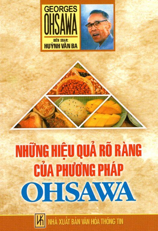 Khuyên đọc sách Những Hiệu Quả Rõ Ràng Của Phương Pháp Ohsawa (Tái Bản)