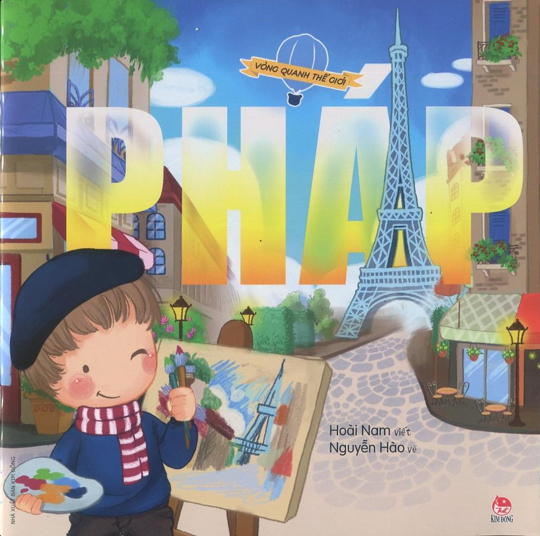 Vòng Quanh Thế Giới - Pháp