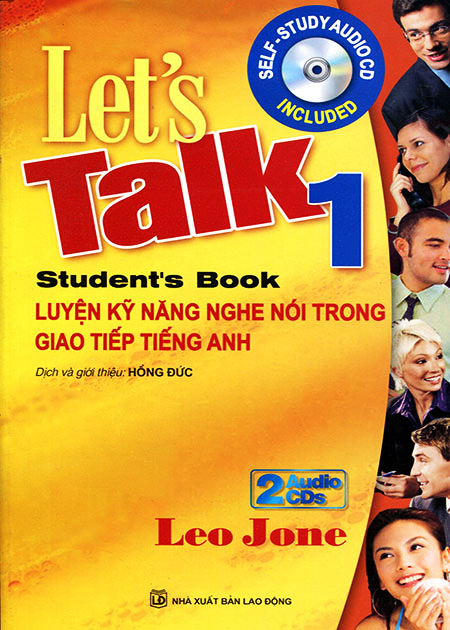 Let's Talk 1 (Không CD)