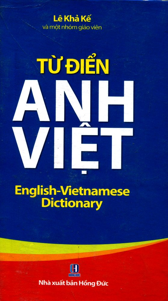 Từ Điển Anh - Việt (Minh Thắng)