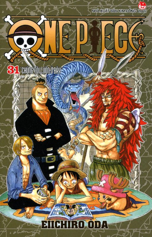 One Piece (Tập 31) - 8935244804034,62_144991,19500,tiki.vn,One-Piece-Tap-31-62_144991,One Piece (Tập 31)