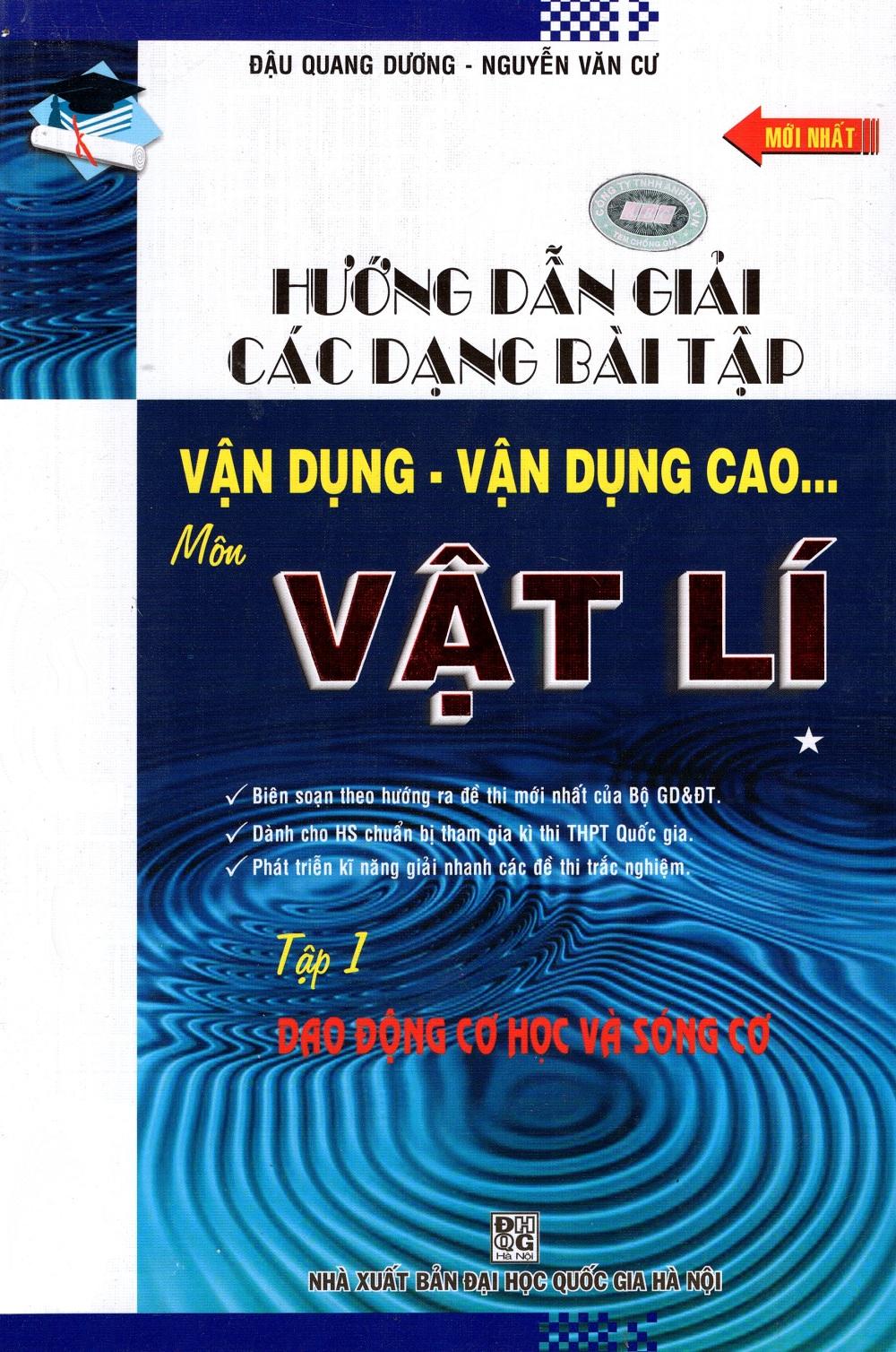 Hướng Dẫn  Giải Các Dạng Bài Tập Vận Dụng - Vận Dụng Cao Môn Vật Lí (Tập 1) - 8936039378778,62_211930,54000,tiki.vn,Huong-Dan-Giai-Cac-Dang-Bai-Tap-Van-Dung-Van-Dung-Cao-Mon-Vat-Li-Tap-1-62_211930,Hướng Dẫn  Giải Các Dạng Bài Tập Vận Dụng - Vận Dụng Cao Môn Vật Lí (Tập 1)