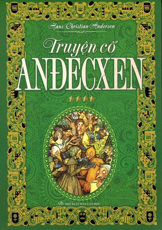 Truyện Cổ Anđecxen (Tập 4)