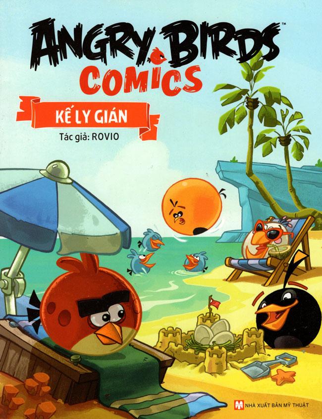 Angry Birds Comics - Kế Ly Gián