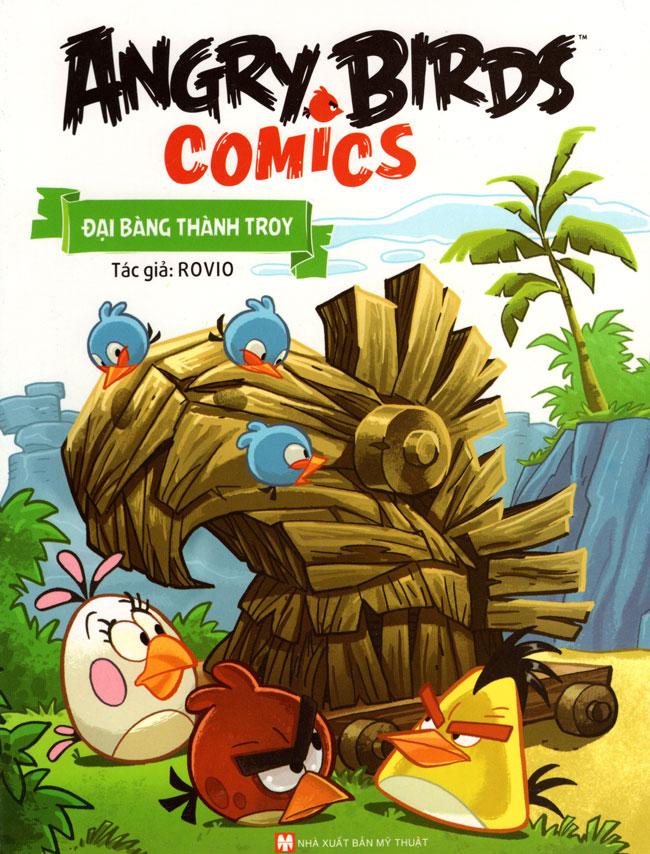 Angry Birds Comics - Đại Bàng Thành Troy
