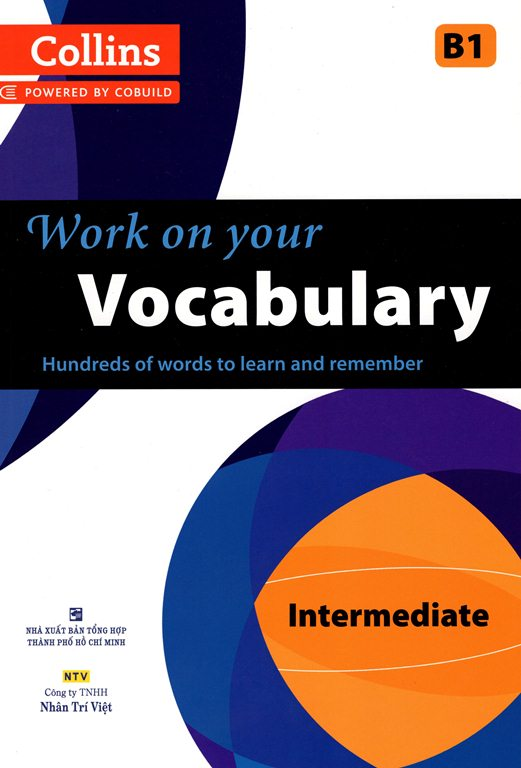 Collins Work On Your Vocabulary - Intermediate B1