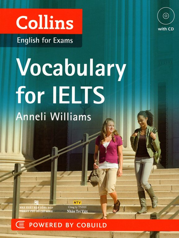 Collins English For Exams - Vocabulary For IELTS (Kèm CD)