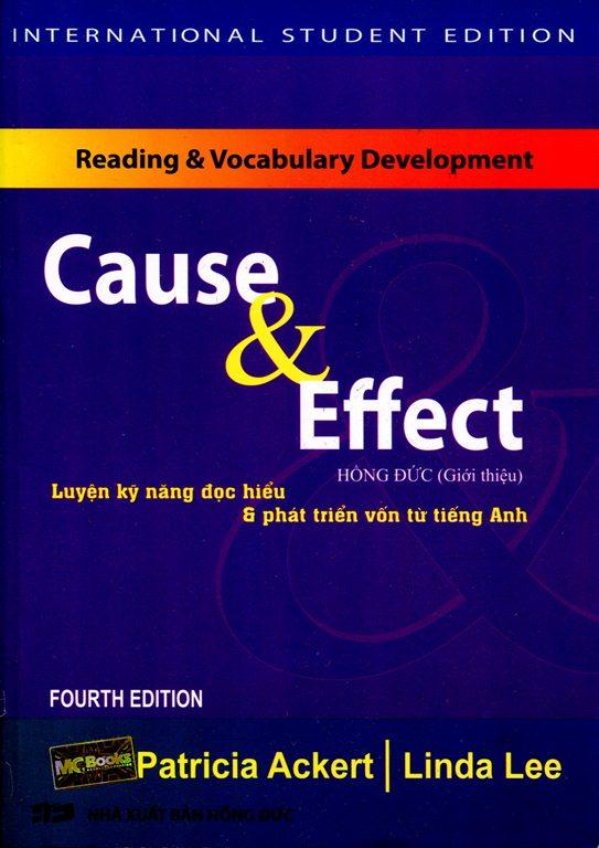 Cause  Effect - Luyện Kỹ Năng Đọc Hiểu Và Phát Triển Vốn Từ Tiếng Anh - 8847395206332,62_10678383,50000,tiki.vn,Cause-Effect-Luyen-Ky-Nang-Doc-Hieu-Va-Phat-Trien-Von-Tu-Tieng-Anh-62_10678383,Cause  Effect - Luyện Kỹ Năng Đọc Hiểu Và Phát Triển Vốn Từ Tiếng Anh