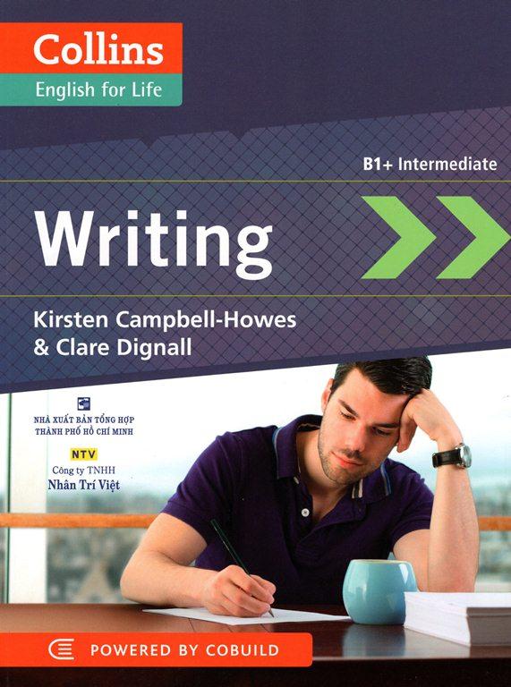 Collins English For Life - Writing B1 + Intermediate