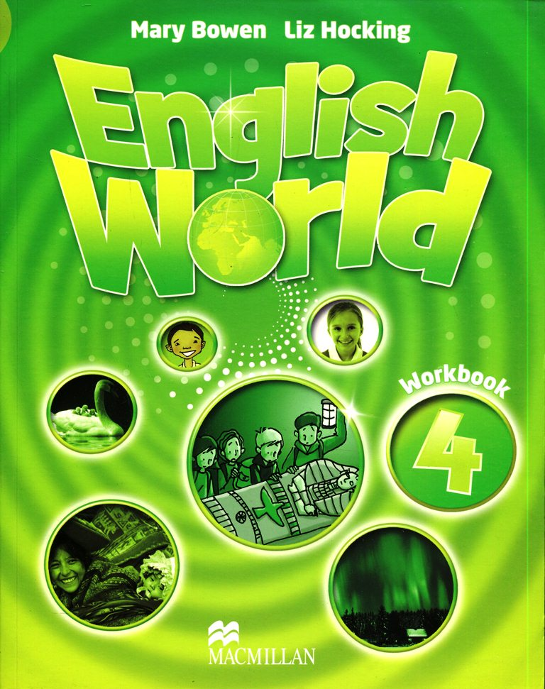 English World 4, Work Book