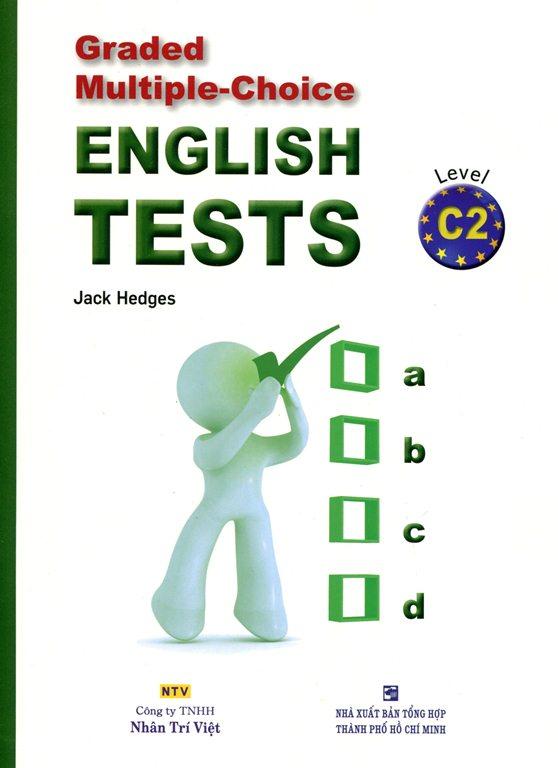Graded Multiple - Choice English Test Level C2 (Không CD)