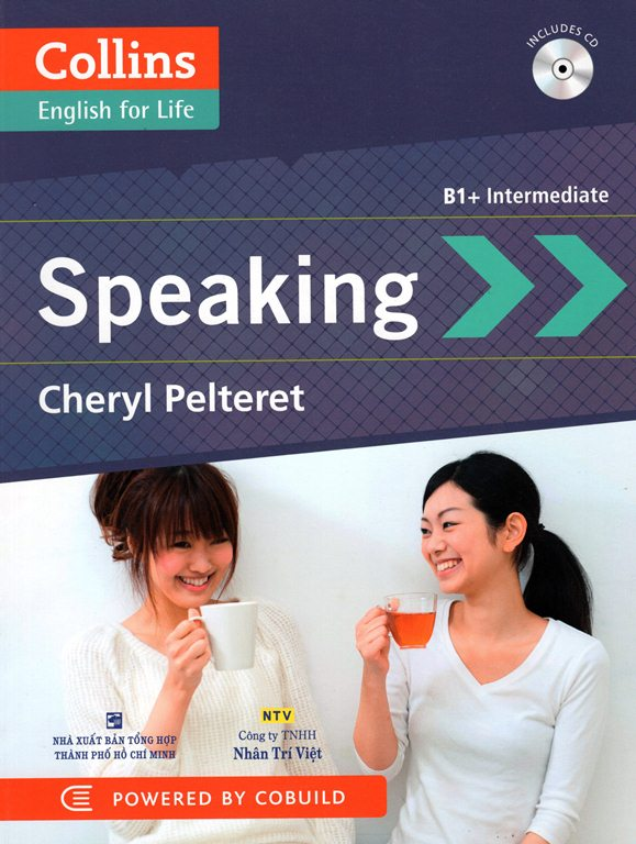 Collins English For Life - Speaking (B1+ Intermediate) (Kèm CD) - 9786048557973,62_143198,144000,tiki.vn,Collins-English-For-Life-Speaking-B1-Intermediate-Kem-CD-62_143198,Collins English For Life - Speaking (B1+ Intermediate) (Kèm CD)