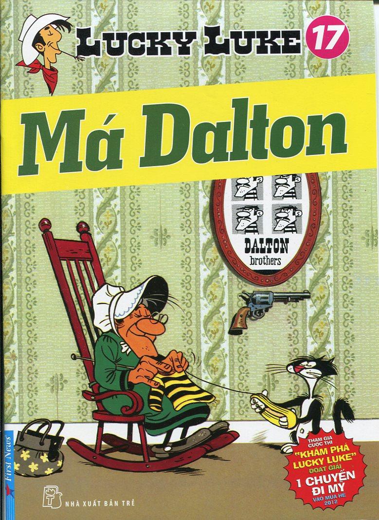 Lucky Luke (Tập 17): Má Dalton - 8935086822760,62_31403,24700,tiki.vn,Lucky-Luke-Tap-17-Ma-Dalton-62_31403,Lucky Luke (Tập 17): Má Dalton