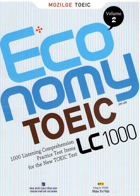 Economy TOEIC LC1000 Volume 2