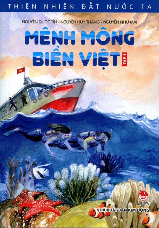 Thiên Nhiên Đất Nước Ta - Mênh Mông Biển Việt (Tập 1)