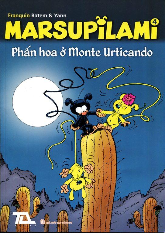 Marsupilami (Tập 4) – Phần Hoa Ở Monte Urticando