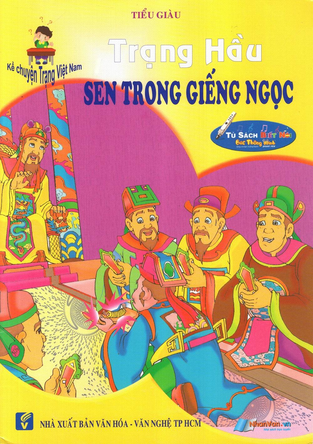 Kể Chuyện Trạng Việt Nam: Trạng Hầu - Sen Trong Giếng Ngọc