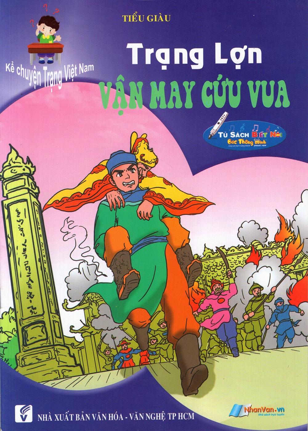 Kể Chuyện Trạng Việt Nam: Trạng Lợn - Vận May Cứu Chúa