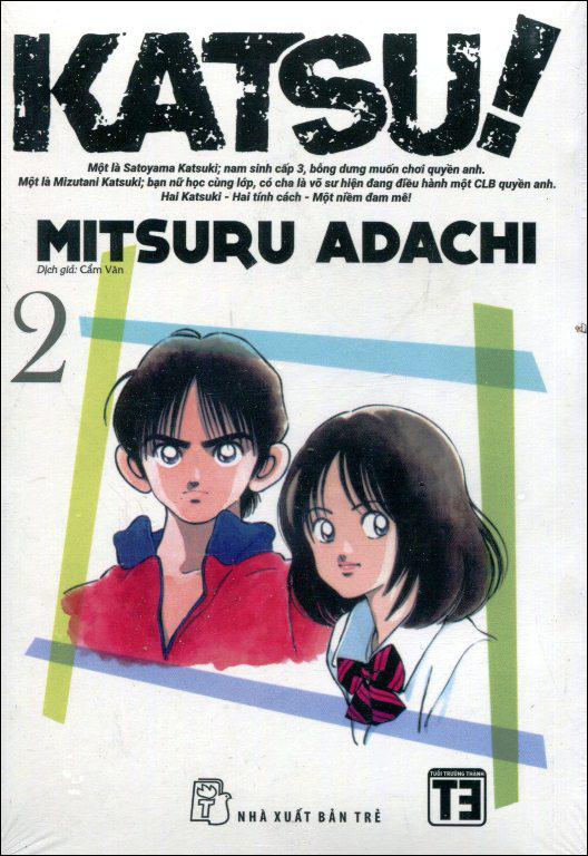 Katsu! (Tập 2) - 8934974135630,62_153213,38000,tiki.vn,Katsu-Tap-2-62_153213,Katsu! (Tập 2)