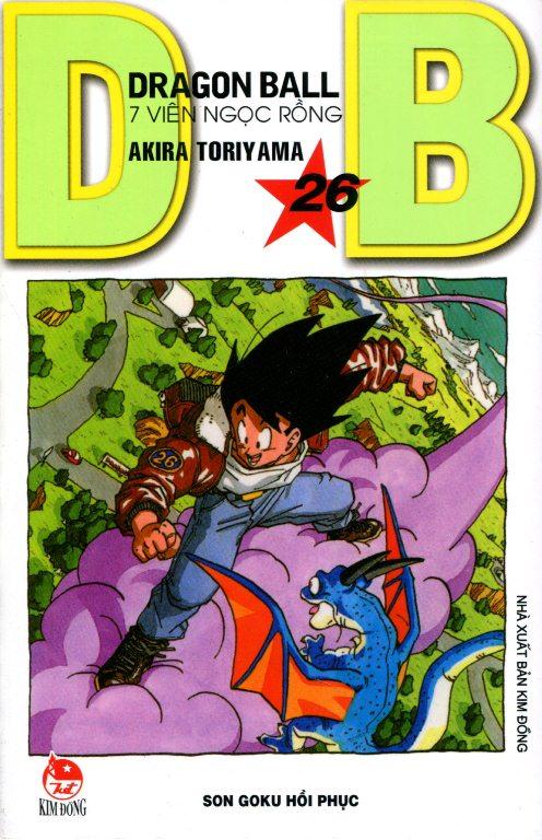Dragon Ball - Tập 26 - 8935036698940,62_136181,19500,tiki.vn,Dragon-Ball-Tap-26-62_136181,Dragon Ball - Tập 26
