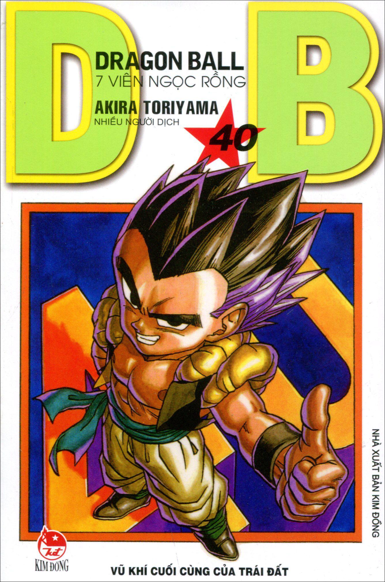 Dragon Ball - Tập 40 - 8935244804225,62_165032,19500,tiki.vn,Dragon-Ball-Tap-40-62_165032,Dragon Ball - Tập 40