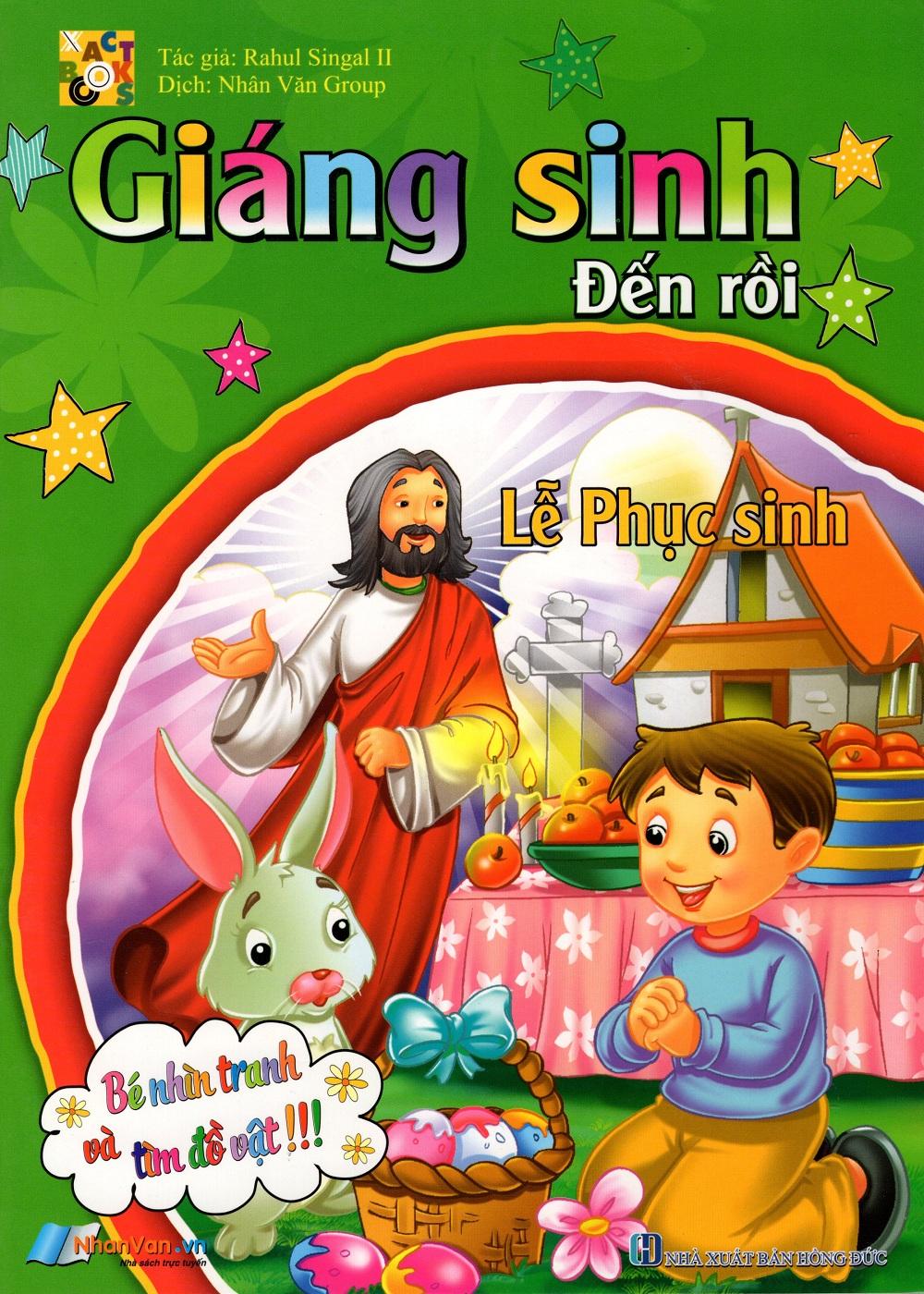 Giáng Sinh Đến Rồi - Lễ Phục Sinh
