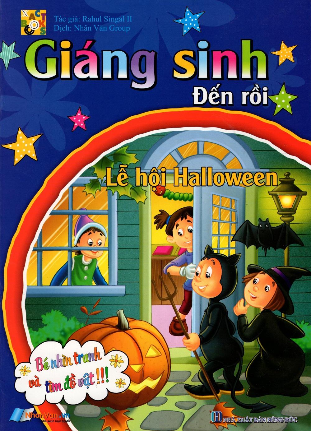Giáng Sinh Đến Rồi - Lễ Hội Halloween